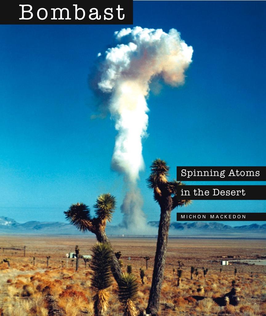 Bombast Spinning Atoms in the Desert