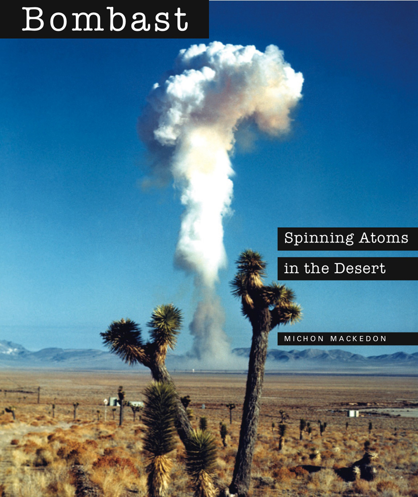 Bombast: Spinning Atoms in the Desert